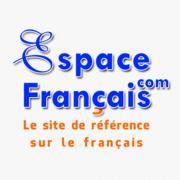 Ancien logo d'EspaceFrancais.com