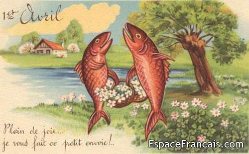 Diverses origines du poisson d 39 avril - Images poissons d avril ...