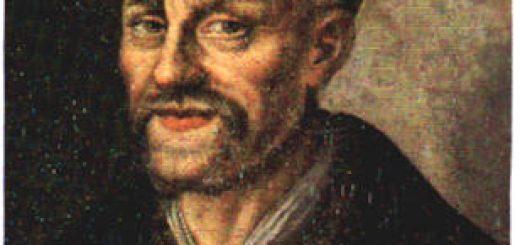 Portrait de François Rabelais
