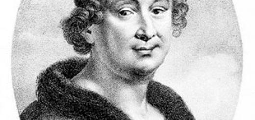 Portrait de François Villon.