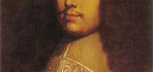 Portrait de François de La Rochefoucauld.