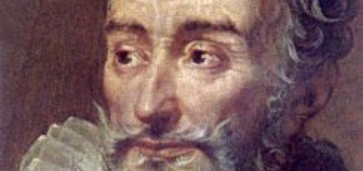 Portrait de François de Malherbe.