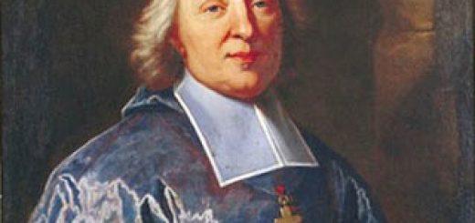 Portrait de Jacques-Bénigne Bossuet.