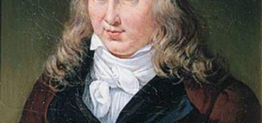 Portrait de Jacques-Henri Bernardin de Saint-Pierre.