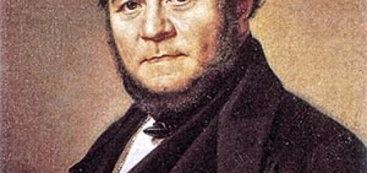 Portrait de Stendhal par Olof Johan Södermark
