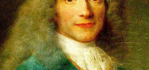 Portrait de Voltaire par Nicolas de Largillierre (vers 1724-1725) château de Versailles