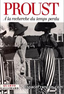 Marcel Proust, À la recherche du temps perdu