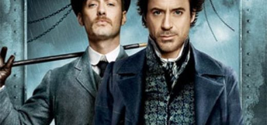 Affiche du Sherlock Holmes (film, 2009)