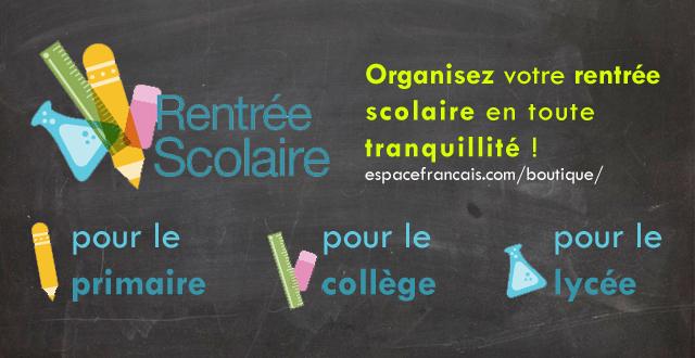 Conseils pour une rentr e scolaire r ussie - Decoration des classes pour la rentree scolaire ...