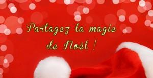 Partagez la magie de Noël : Histoires et légendes de Noël, chansons de Noël, films et téléfilms de Noël, contes de Noël, jeux et exercices sur le thème de Noël, etc.