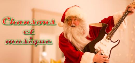 Chansons et musique de Noël