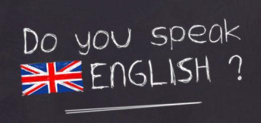 La langue anglaise - Do you speak english? Parlez-vous l'anglais ?