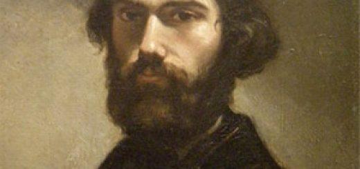 Gustave Courbet, Portrait de Jules Vallès, v.1861. Musée Carnavalet, Paris.