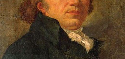 Portrait d'André Chénier.