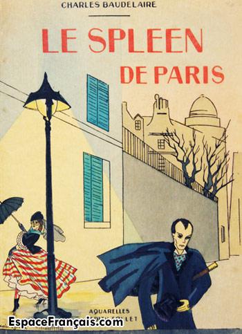 le journal Charles-Baudelaire-Le-Spleen-de-Paris