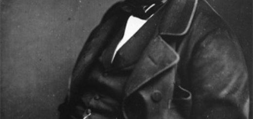 Photographie d'Eugène Labiche par Félix Nadar.