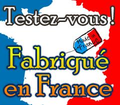 Exercice : Fabriqué en France