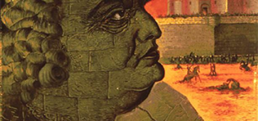Man Ray, Portrait imaginaire de D.A.F. de Sade, 1938.