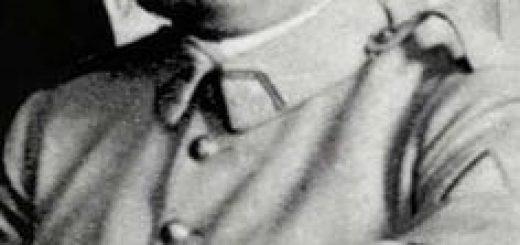 Guillaume Apollinaire en 1916.