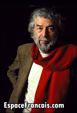 Photo d'Alain-Robbe-Grillet