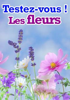 Quiz : Connaissez-vous le nom des fleurs ? Testez vos connaissances !